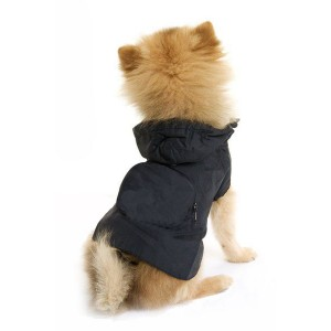 Puchi Pac-a-mac in Black
